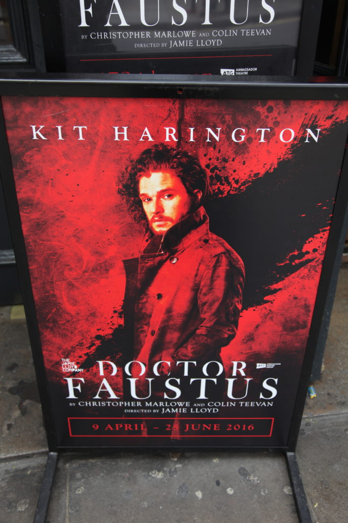 Doctor Faustus Starring Kit Harington (Review) - Modern Little Vicotries